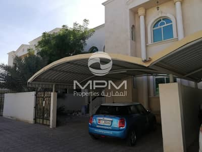 فیلا 5 غرف نوم للايجار في مدينة خليفة أ، أبوظبي - Spacious 5BR Villa + Back Yard & Maid's room