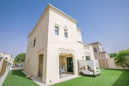 4 Bedroom Villa for Rent in Arabian Ranches 2, Dubai - Bright and Beautiful Landscape 4 Bedroom