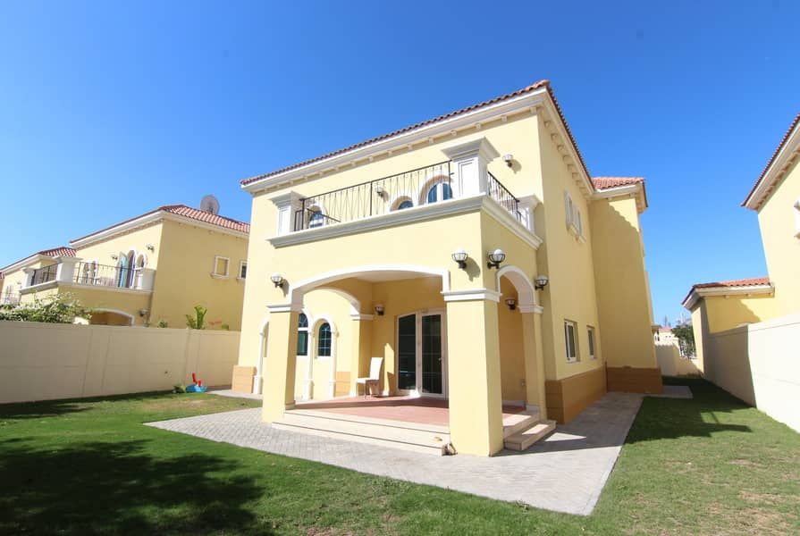 Best deal 3 Beds + M Legacy Large Back to Back Near Club House