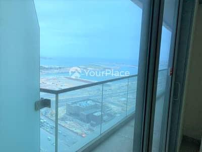2 Bedroom Flat for Rent in Dubai Marina, Dubai - large Layout-Chiller Free- Partial Sea View