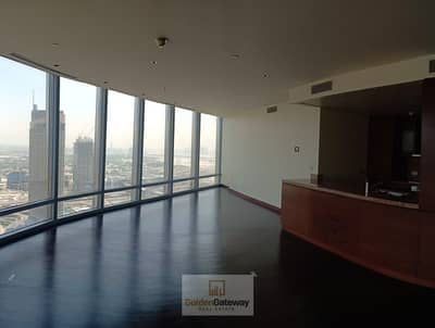 شقة 3 غرف نوم للايجار في وسط مدينة دبي، دبي - 3 Bed + Maid | High Floor | Burj Khalifa