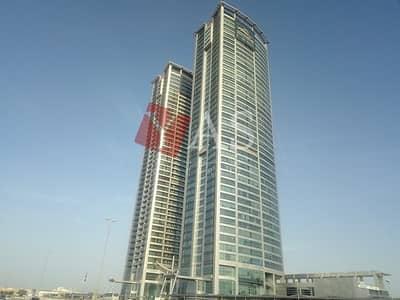 شقة 1 غرفة نوم للبيع في دفن النخیل، رأس الخيمة - Stunning Sea View 1 Bedroom for Sale in Julphar Tower