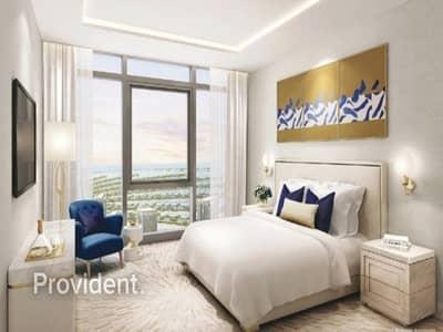 فلیٹ 1 غرفة نوم للبيع في نخلة جميرا، دبي - Stunning View of Sea and Burj Al Arab