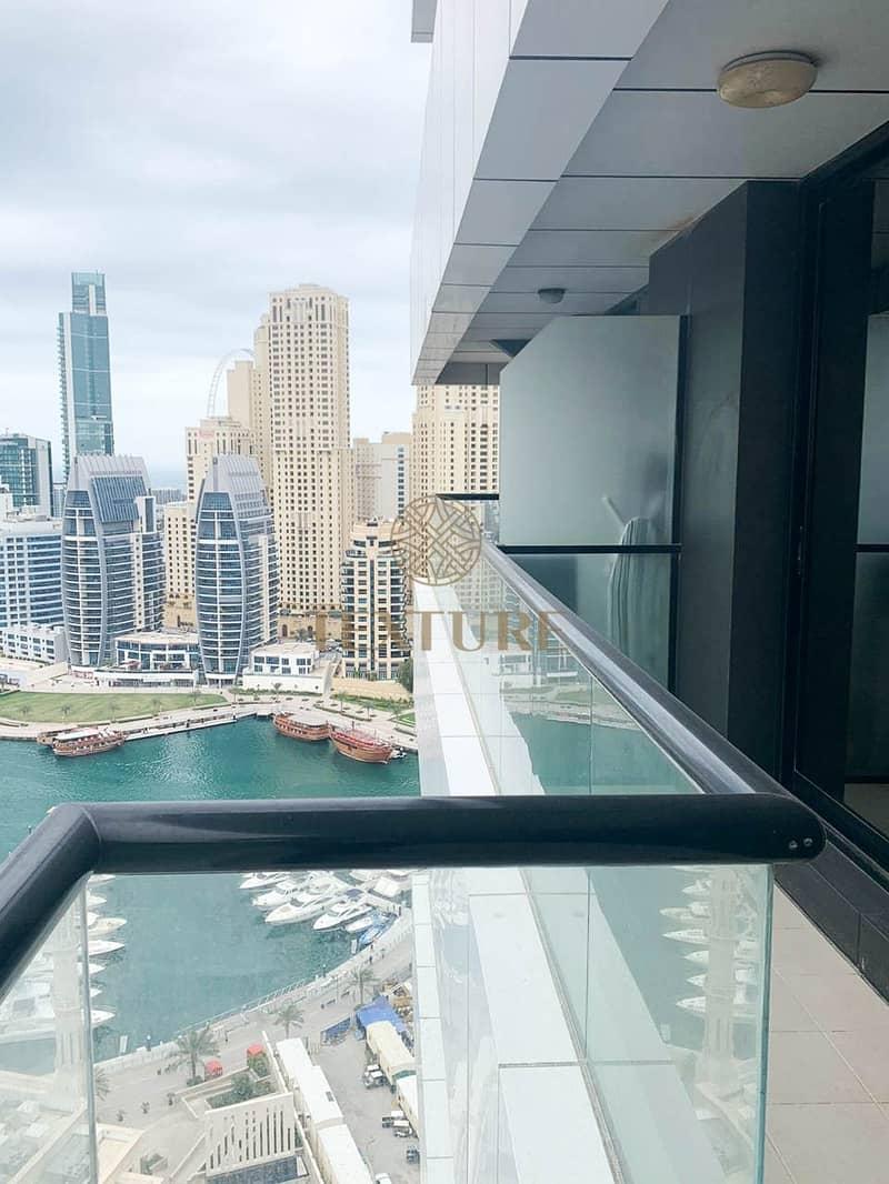10 1 Bedroom | High Floor |Marina & Sea View