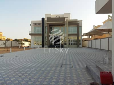 فیلا 6 غرف نوم للايجار في مدينة محمد بن زايد، أبوظبي - New Villa 6 Master rooms| Ext. Kitchen| Driver Room