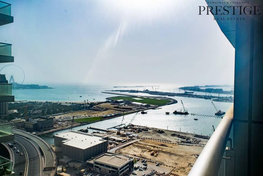 Investor Deal | 1 BR Apt | Stunning Sea View