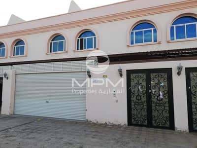 فیلا 6 غرف نوم للايجار في مدينة خليفة أ، أبوظبي - Spacious 6 BR Villa with Maid's Room