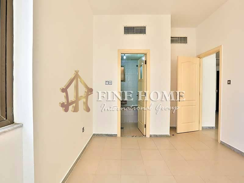 7 Astonishing Well Spaced ! 1BR Apartment in Tourist Club .