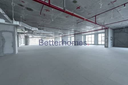 Office for Rent in Al Najda Street, Abu Dhabi - Vacant Shell & Core Office Unit Flexible Payments