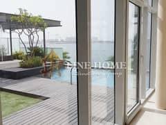Full sea View 5 BR. Villa with Privet Pool