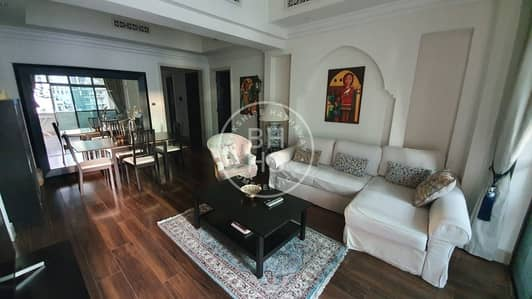 1 Bedroom Apartment for Rent in Old Town, Dubai - Furnished | Upgraded Flooring | Burj Khalifa View