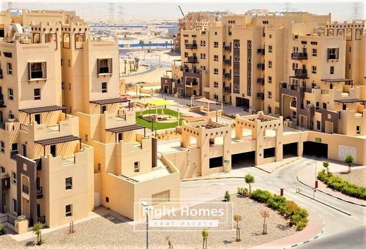 Vacantly Spacious 1 BR - Big Terrace- Al Thamam