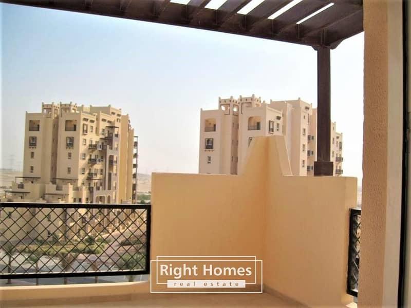 13 Vacantly Spacious 1 BR - Big Terrace- Al Thamam