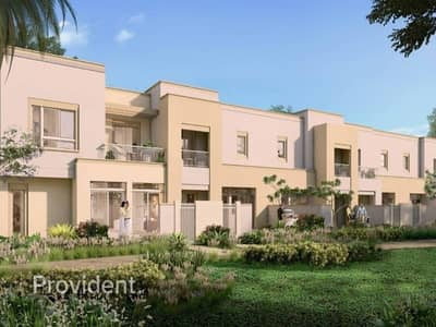 4 Bedroom Townhouse for Sale in Town Square, Dubai - High-End 4BR Townhouse | No Commission