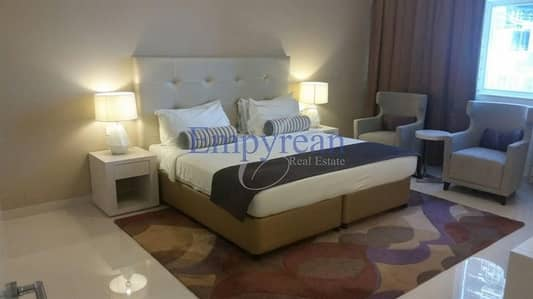 1 Bedroom Flat for Rent in Business Bay, Dubai - Fantastic 1 Bedroom in Cour Jardin next to Downtown Dubai