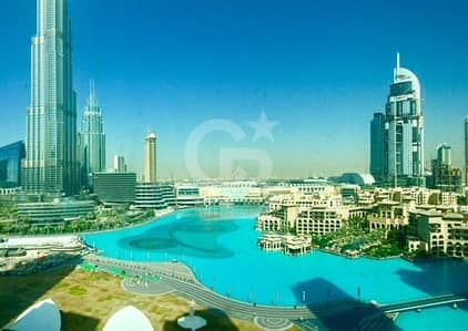 2 Bedroom Flat for Sale in Downtown Dubai, Dubai - Fantastic views in The Residences 3  for saleu2502Downtown
