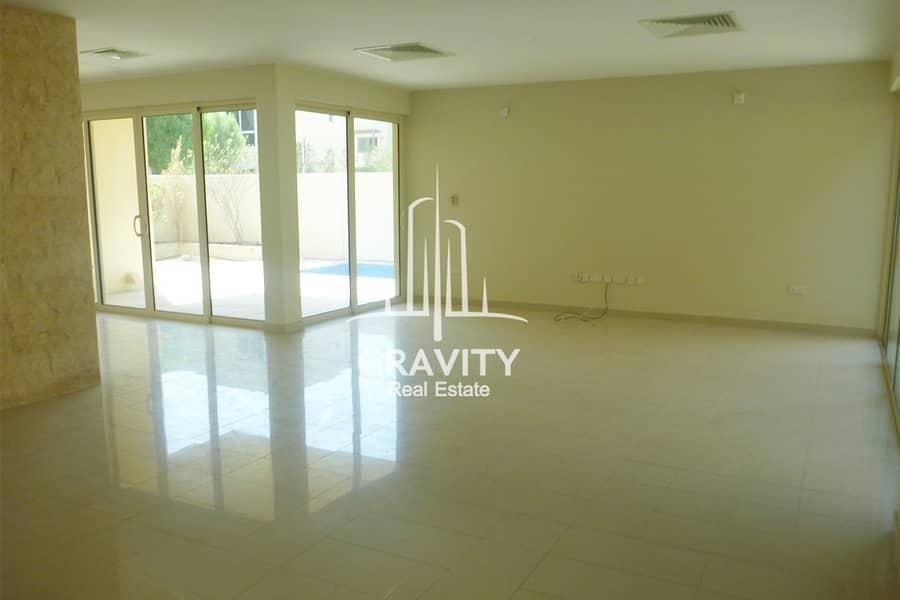 Classy 4 BR Villa in Al Raha Gardens - Yasmina
