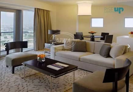 1 Bedroom Hotel Apartment for Rent in Downtown Dubai, Dubai - Fully Serviced 1BR in The Address Dubai Mall