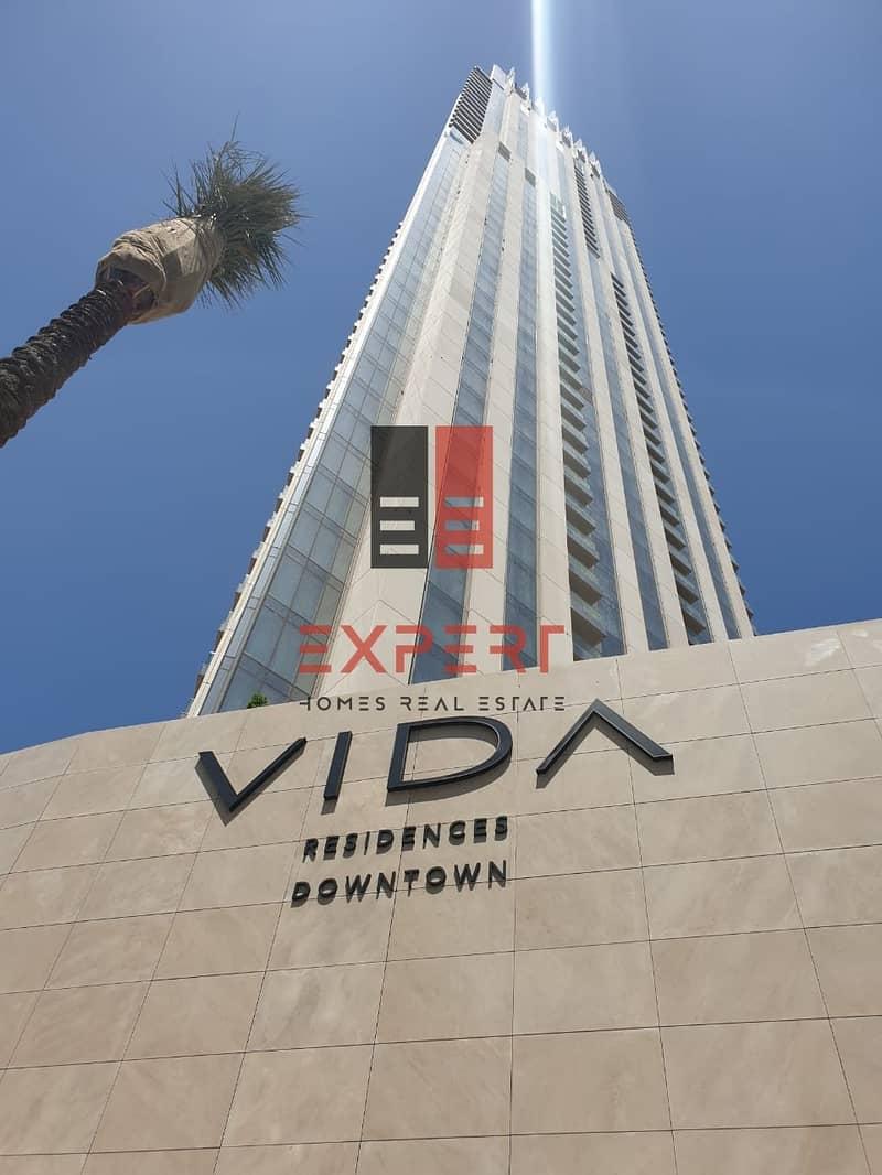Awesome full Burj Khalifa view apartment of 3bhk.
