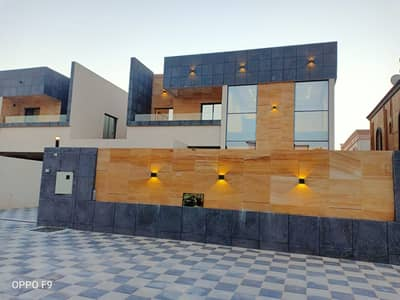 Villa for sale with modern design, luxury finishing, very excellent interior design