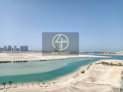 1 Bedroom Flat for Rent in Al Reem Island, Abu Dhabi - Spectacular 1 bed with Water view high finishing