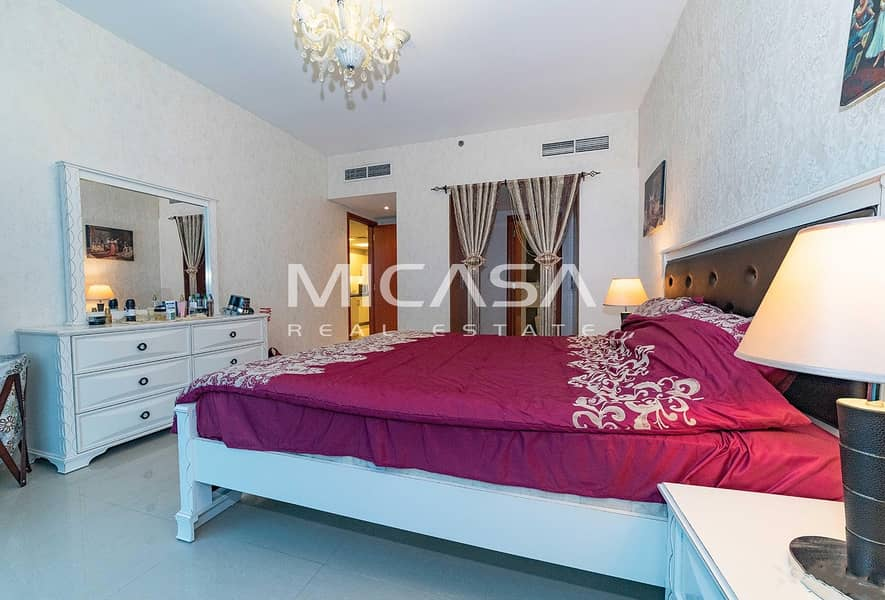 Fully Furnished Luxury 2 Bedroom in Park Towers