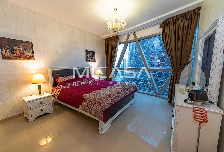 2 Fully Furnished Luxury 2 Bedroom in Park Towers