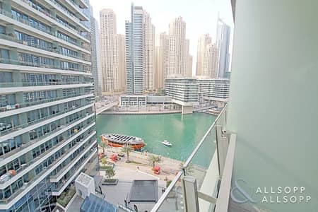 1 Bedroom Flat for Sale in Dubai Marina, Dubai - One Bed | Modern | Marina View | High ROI