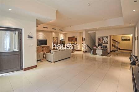 تاون هاوس 4 غرف نوم للبيع في نخلة جميرا، دبي - 3 Car Private Garage | Spacious | VOT | Call Sam