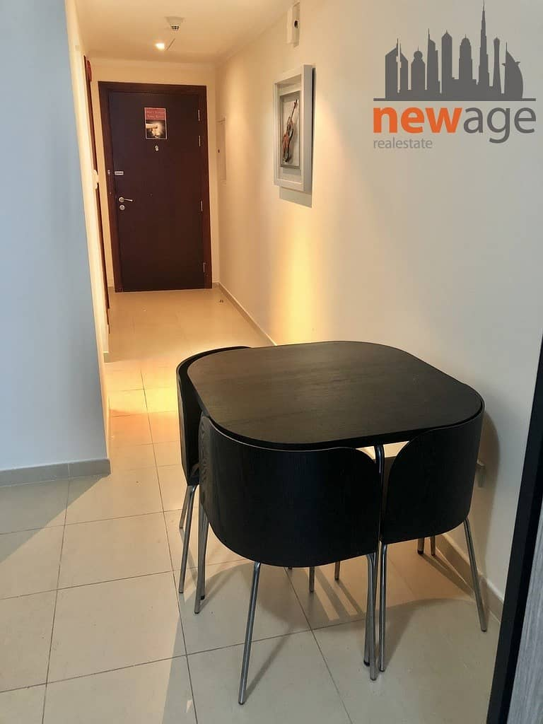 13 Furnished Spacious Studio Near Metro For Rent