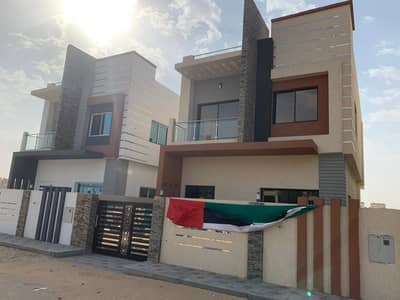 3 Bedroom Villa for Sale in Al Helio, Ajman - brand new villa on Ajman on very good finishing and perfect price  freehold all the nationality