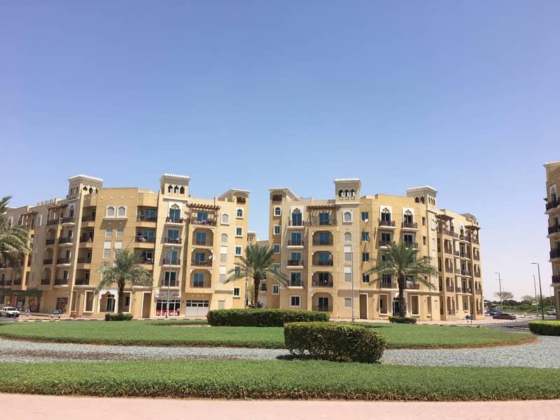 شقة في الحي الإماراتي المدينة العالمية 20000 درهم - 4502937