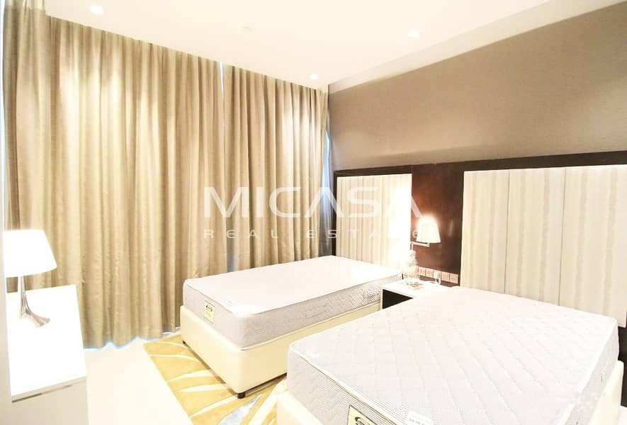 Luxury 2 Fully Furnished Bedroom in Upper Crest