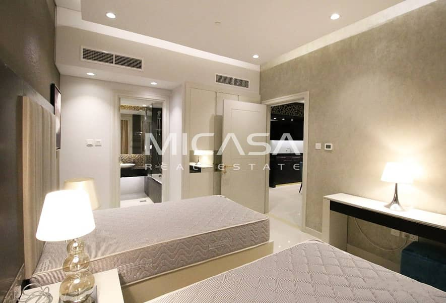 2 Luxury 2 Fully Furnished Bedroom in Upper Crest