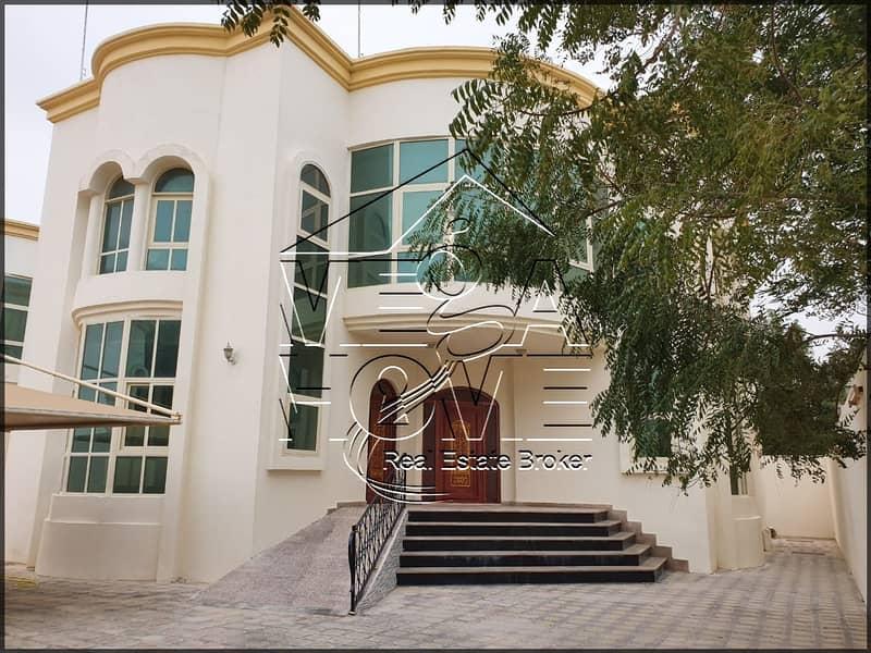 فیلا في مدينة شخبوط (مدينة خليفة ب) 5 غرف 150000 درهم - 4502969