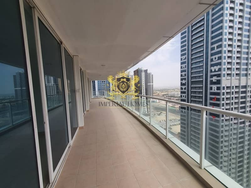20 3 Bed + M (2420sqft) Movenpick Laguna Tower JLT @119k