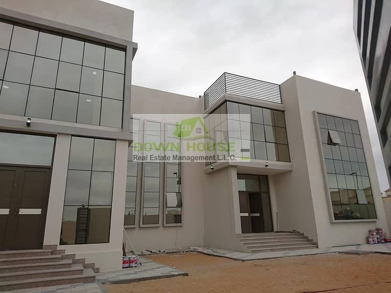 Amazing New 1 Bedroom Hall in Shakbout