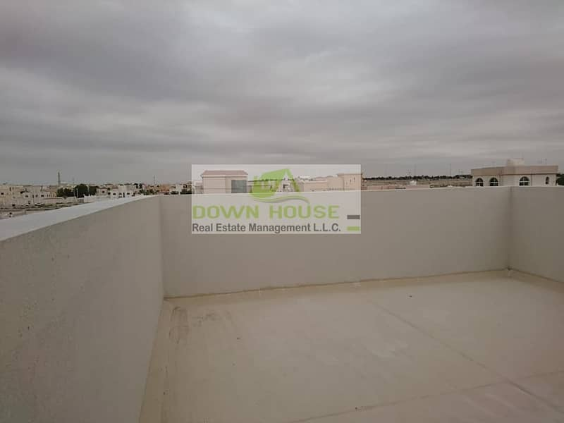 2 New studio with Balcony for Rent in KCA