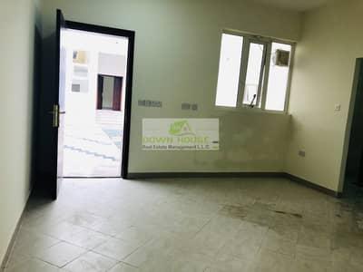 Brand new huge studio flat w/ private entrance in Khalifa city (B) .((shakbout city ))