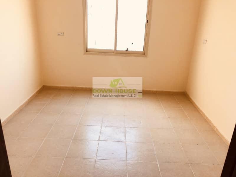 Brand new 1-Bedroom hall in Khalifa city (B) .((shakbout city ))