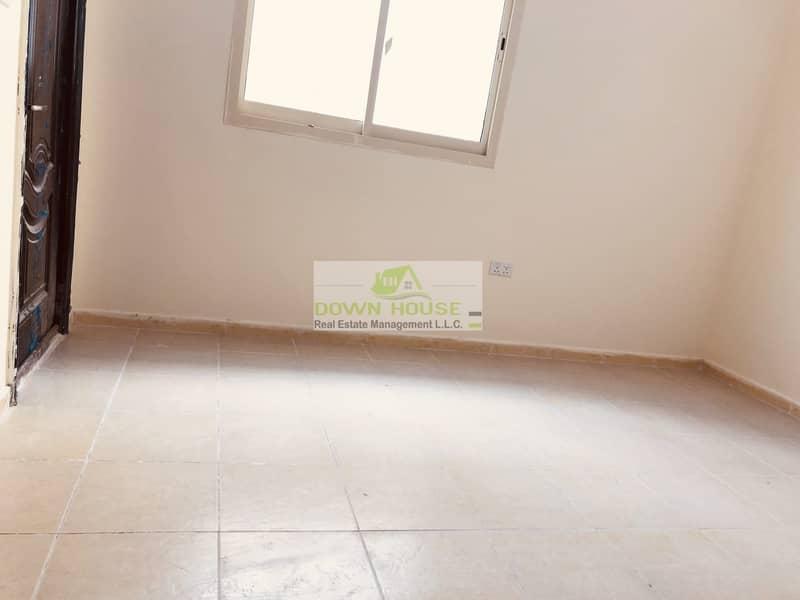 2 Brand new 1-Bedroom hall in Khalifa city (B) .((shakbout city ))