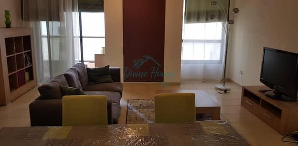 فلیٹ 1 غرفة نوم للايجار في جميرا بيتش ريزيدنس، دبي - Furnished | Huge | Cozy N Quiet | Community View