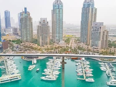 High Floor | Fully Furnished | Full Marina View