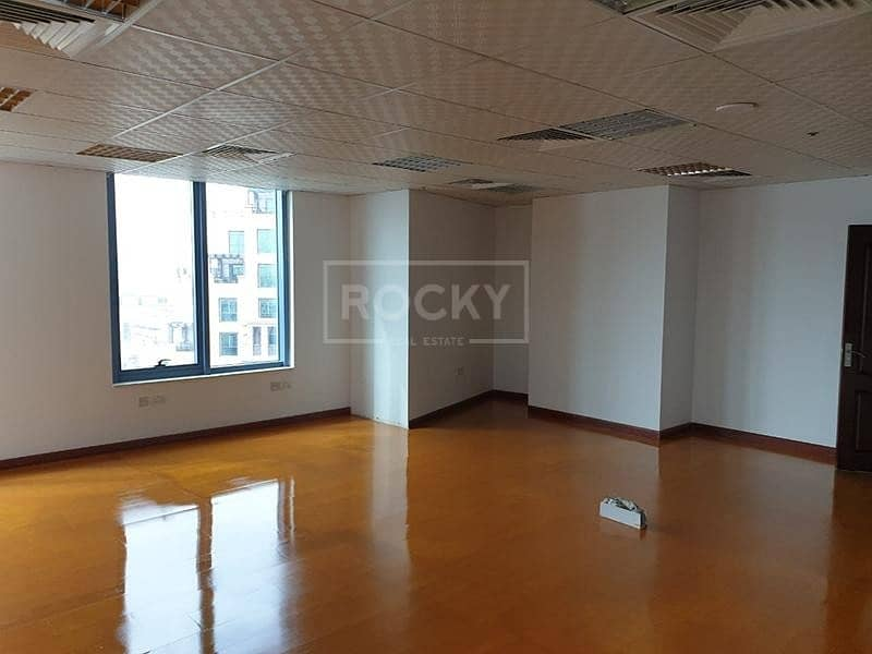 2 Spacious | Fitted | Office | Silicon Oasis