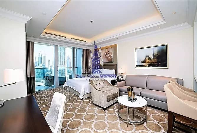 2 Cheapest 1br in The Address Boulevard with Sea View