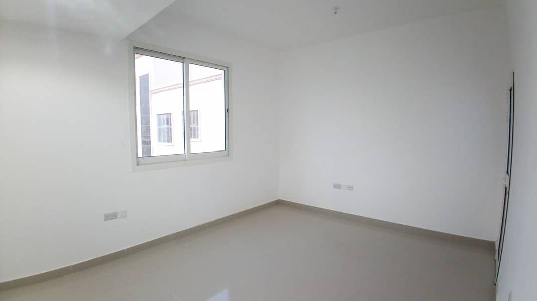 Brand New big studio with balcony for rent Near Mussfah Bus Terminal at Shabia 12