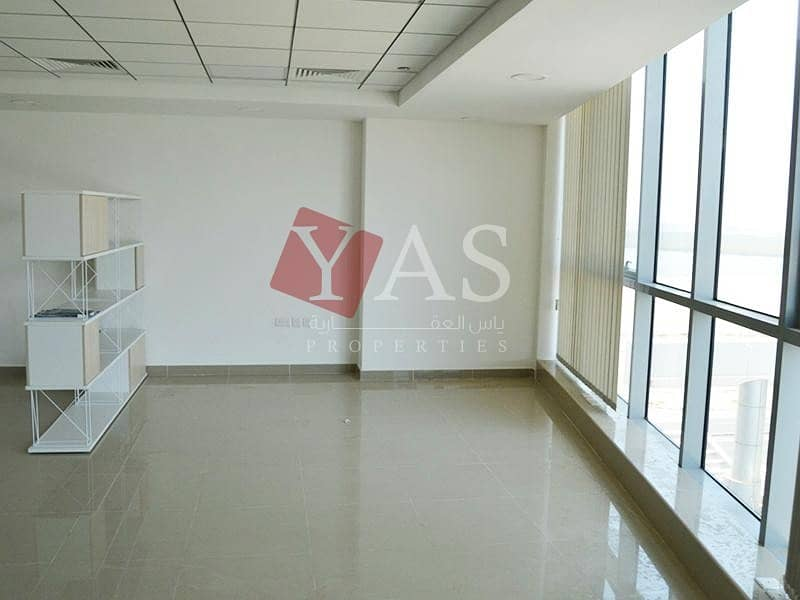 2 Fully Fitted Office for Sale in Julphar Towers