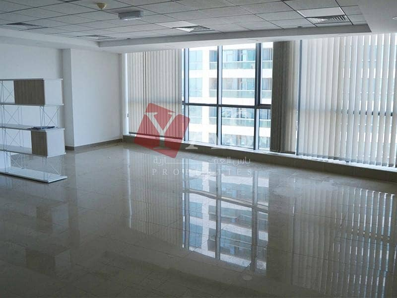 9 Fully Fitted Office for Sale in Julphar Towers