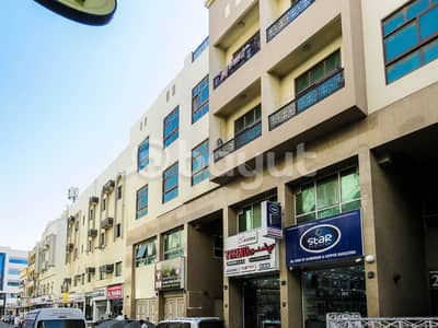 1 Bedroom Apartment for Rent in Deira, Dubai - Big Flat In Baniyas Square