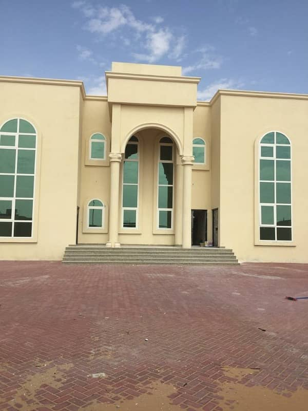 Brand new two villa in one land in Al Shamkha for Rent - including electricity and water bills